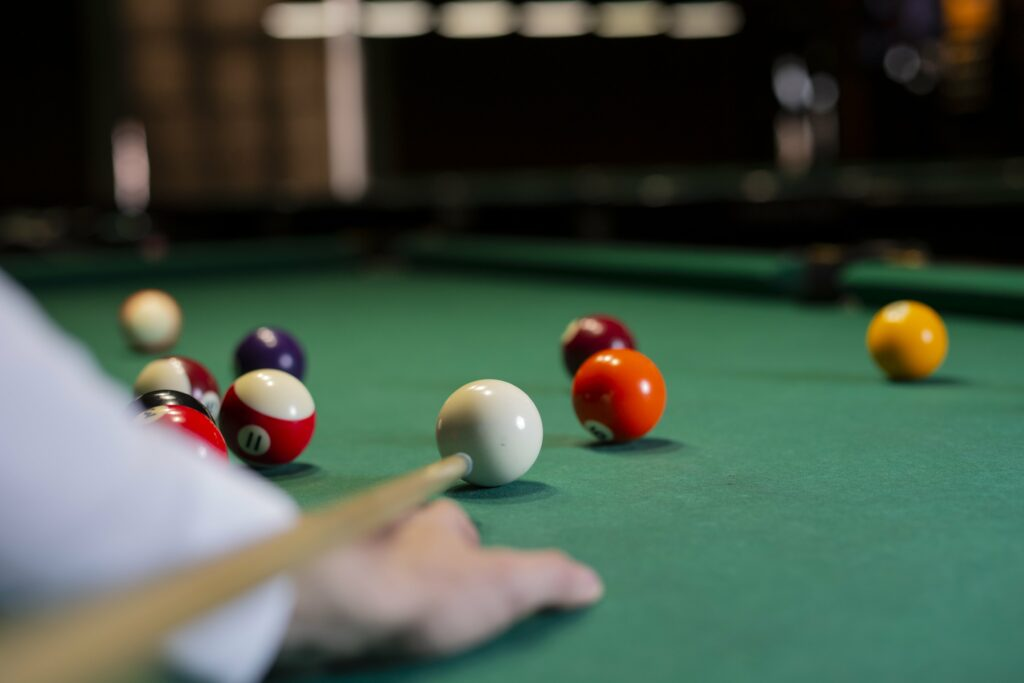 Kinetic energy transformation in billiards